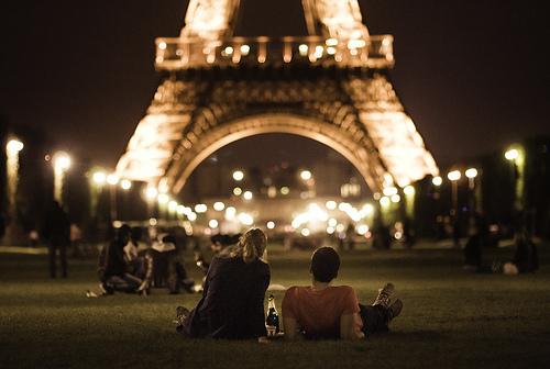criar um encontro romântico