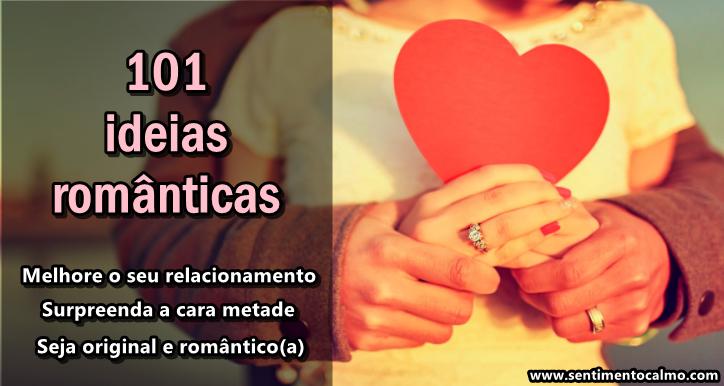 101 ideias românticas