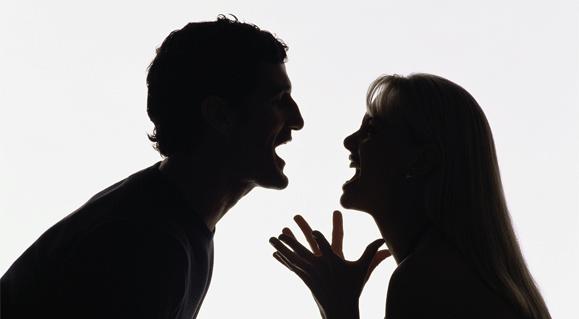 violência na relação