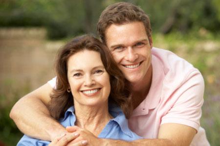 diferenças de idade na relação