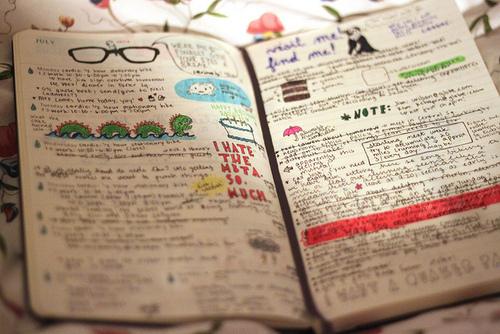 diário da relação