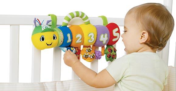estimular a inteligência de um bebé