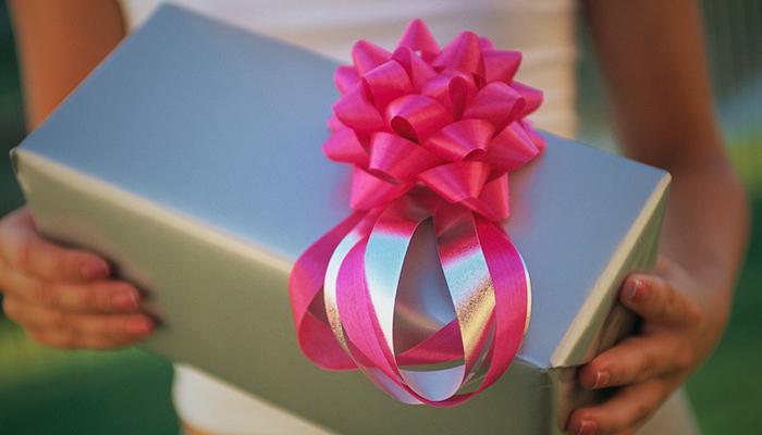 Regras para dar presentes