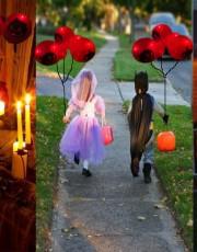 festejar o Halloween sozinho