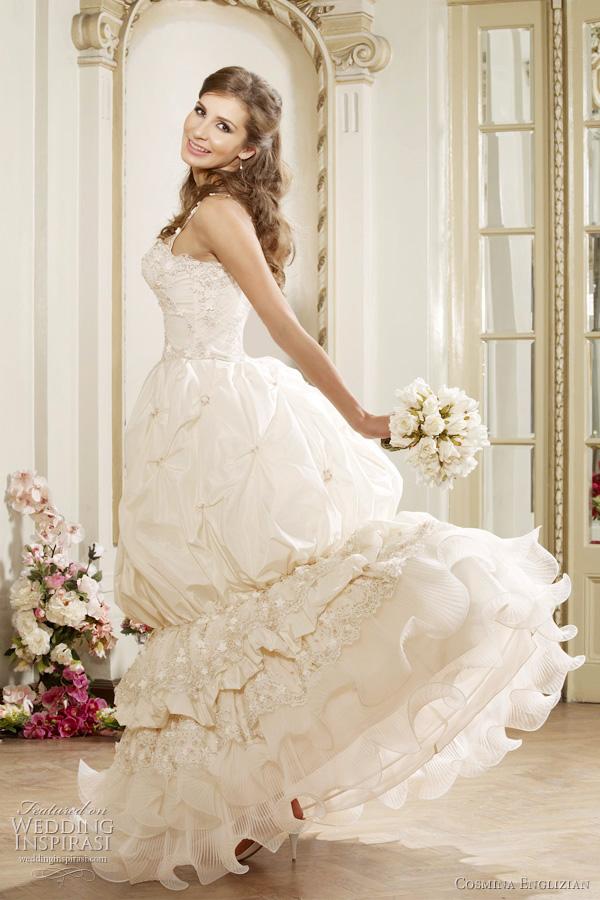 vestidos de noiva encantadores