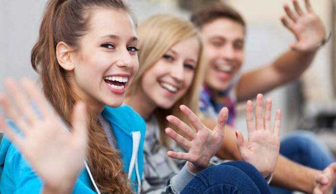 conhecer pessoas e socializar